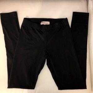 Black philosophy leggings size xs